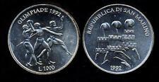 San Marino 1000 Lire AG 1992 FDC Olimpiadi Barcellona 2