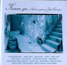 CD  Karoca gre...Skladane pjesme Jakse Fiamenga