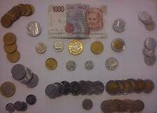 58 Monete Italiane + banconota da 1000 lire (leggi descrizione)