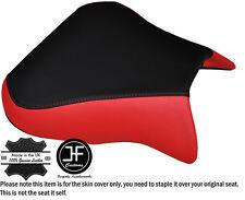 DESIGN 2 RED & BLACK CUSTOM FITS APRILIA RSV 01-03 TUONO 04-05 1000 SEAT COVER