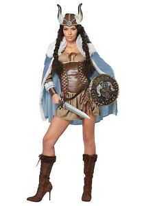 Women's Viking Vixen Costume