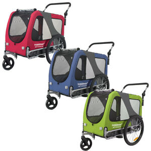 Doggyhut Premium Pet Bike Trailer & Dog Stroller For Small,Medium or Large Dogs