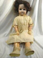 Antique German Bisque 1912-4 Doll w/ original clothes shoes