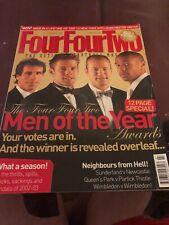 Four Four Two Issue 107 July 2003- Zola, Beattie, Shearer & Henry