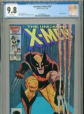 1986 MARVEL UNCANNY X-MEN #207 CLASSIC ROMITA JR. WOLVERINE CGC 9.8 WHITE BOX12