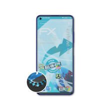 atFoliX 3x Lámina Protectora para UMiDigi F2 transparente&flexible