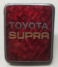 Toyota Supra MK3 7MGTE OEM Original Front End Hood Ornament Emblem Badge 86.5-91