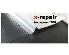 repair patch selbstklebend transparent Reparaturaufkleber Sitzbänke  TPU 70 mm