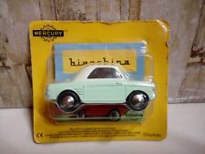 Modellino Die Cast HACHETTE Mercury Autobianchi Bianchina N° 6 1/43 Nuovo