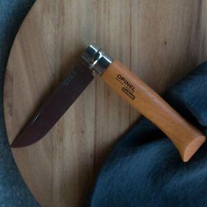 Opinel Carbon Steel pocket knife