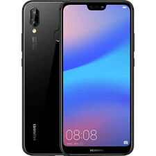 Huawei P20 Lite ANE-LX3 32GB Black Unlocked GSM Android 4G LTE Smartphone GREAT