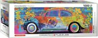 Eurographics Puzzle 1000 Piece Jigsaw  Beetle Splash Panoramic 	 EG60105441