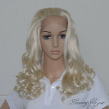 Handsewn Perruque FULL LACE FRONT Wavy Wigs 9221#613