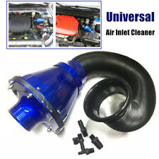 76mm Universal Air Power Intake Bellow Filter  High Flow Cold Air Inlet Cleaner