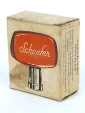 1950s Schaefer Beer Tap Handle Box Tavern Trove