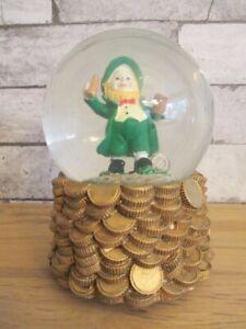 Snow Ball XL Goblin Ireland Lucky Charm Snowglobe 14 CM Souvenir