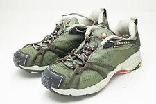 Merrell 9 Green Hiking Shoe Women's