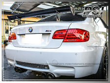 2007-2013 BMW GTS Carbon Fiber Trunk Spoiler Lip For E90 E92 E93 M3 Only