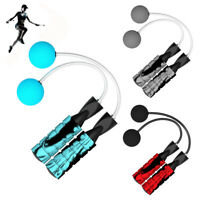 Adjustable Ropeless Jump Rope Skipping Weighted Bodybuilding Training Indoor US