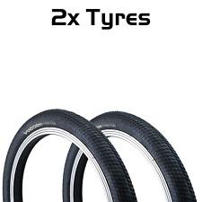 "PAIR 20"" BMX Tyres Vandorm DRIFTER R2R 20"" x 2.00"" Bike Ramp Freestyle Tyres"