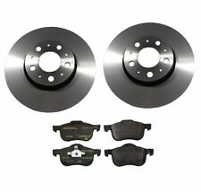 Genuine Front Brake Kit Rotors and Pads For Volvo S60 S80 V70 XC70