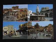 Rhodes Rodos Old Town - Multi view