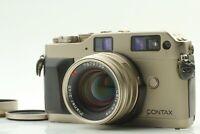【NEAR MINT】 Contax G1 35mm Film Camera w/ Carl Zeiss Planar 45mm F2 From JAPAN