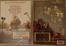 DVD TOURNAGE DANS UN JARDIN ANGLAIS (Michael Winterbottom) vie de Tristam Shandy