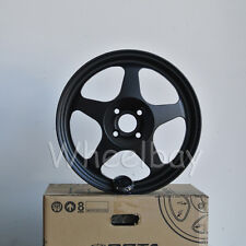 ROTA WHEEL SLIPSTREAM 16X8  4x108 40 63.35 FBLK  FORD FOCUS FIESTA