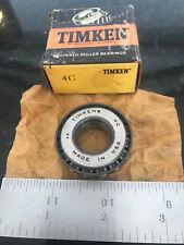 NOS Timken 4C Tapered Roller Bearing    Free PRIORITY Shipping