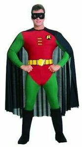 Rubies Classic Robin Men's Fancy Dress Costume Party Outfit DC