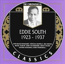 Eddie South: The Chronological Classics, 1923-1937, South, Eddie, Good
