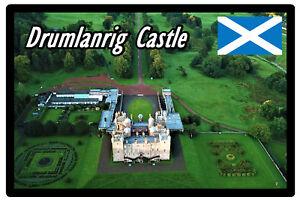 Drumlanrig Schloss,Schottland - Souvenir Neuheit Kühlschrank Magnet - Neu - Gift