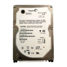 """Seagate 2.5"""" IDE PATA 80GB ST98823A 5400RPM 8MB Laptop HDD Hard Disk Drive"""