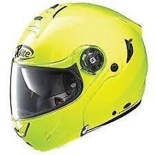 Cascos de color principal amarillo talla L para conductores