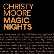 CHRISTY MOORE - Magic Nights 2CD Sent Sameday*