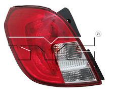 TYC NSF Left Side Tail Light Assy for Chevrolet Captiva Sport 2013-2015 Models