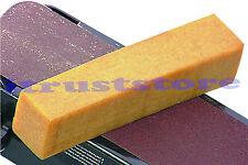 SANDPAPER SANDING SANDER DRUM DISC DISK BELT GUM DUST CLEANING CLEANER RESTORE