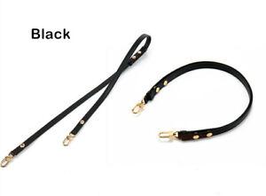 Real Leather Shoulder Purse Strap Replacement Handbag Adjustable(65cm or115cm)