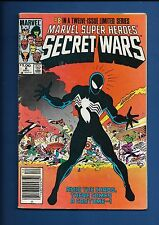 Marvel Super-Heroes Secret Wars #8(Dec 1984, Marvel) $1.00 Canadian Variant Rare