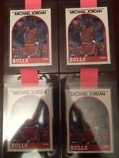 1989-90 Hoops #200 Michael Jordan Bulls Lot Of (40) Very Sharp Cards Grade Ready