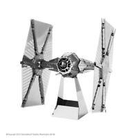 Star Wars Imperial TIE Fighter Ship Metal Earth 3D Steel Model Kit New Disney