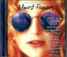 Almost Famous soundtrack cd album- Led Zeppelin,David Bowie,Beach Boys,The Who