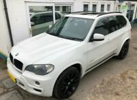 BREAKING BMW X5 2009 BREAKING WHEEL NUT ONLY DIESEL ALL PARTS SPARES