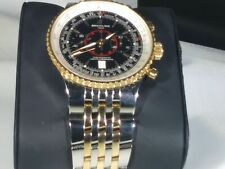 Breitling Montbrillant Legende C23340 Steel & Rose Gold