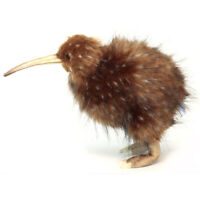 HANSA NEW ZEALAND KIWI BIRD REALISTIC CUTE SOFT ANIMAL PLUSH TOY 27cm **NEW**