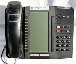 Mitel 50006191 5320 IP Phone Black, Non Back Lit