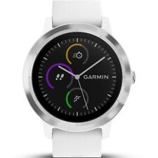Garmin Vivoactive 3 GPS Multi Sport Smartwatch With Integrated HRM - White