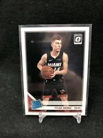 2019-20 Panini Optic Rated Rookies Tyler Herro Rookie RC #172, Miami Heat U10