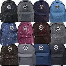 Accessoires sacs à dos noir en toile pour homme